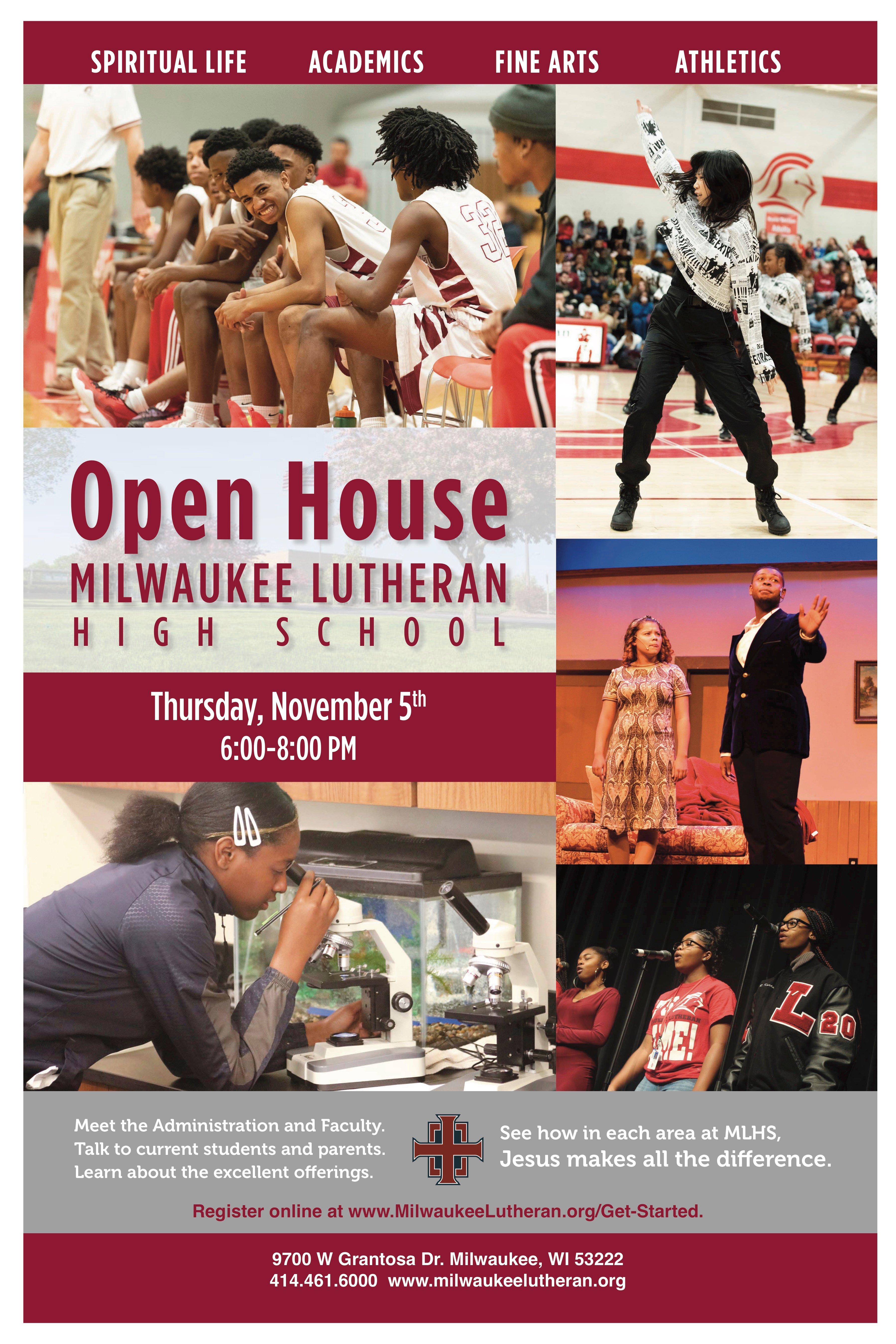 Open House 2020 Nov